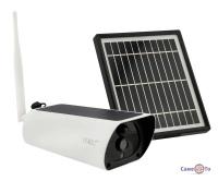 Камера зовнішнього спостереження UKC Solar Ip Camera Y9