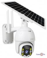 Автономна камера відеоспостереження з датчиком руху UKC Solar IP Camera Model Q5