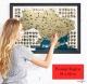 Скретч карта Украины для путешествий My Map Ukraine UKR