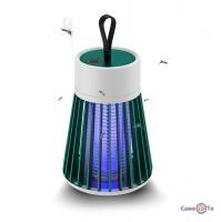 Лампа пастка для комарів Electronic mosquito killer lamp BG-002, ультрафіолетовий знищувач комах