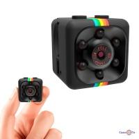 Відеореєстратор SQ11 Mini Sports - прихована мінікамера з Full HD DV 1080p
