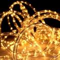 Світлодіодна новорічна гірлянда на 8 метрів Xmas Rope Light WW Теплий білий