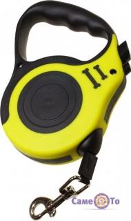Поводок-рулетка для собаки на 5 метрів, Dog Leash SJ-188-5M