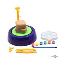 Гончарний круг - дитячий набір для творчості Pottery Wheel
