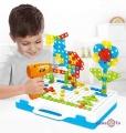 Детский конструктор для мальчиков Creative Puzzle 4in1