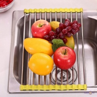 Сушарка для посуду над раковиною Kitchen Drainboard 23x47см