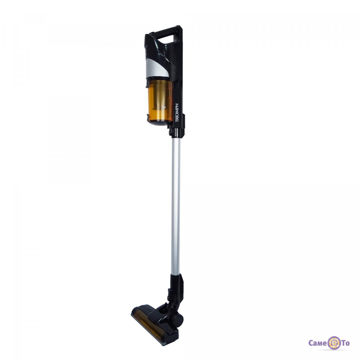 Беспроводной пылесос Triomph ETF1797 - удобный вертикальный пылесос