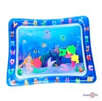 Дитячий аквакилимок прямокутний з русалками