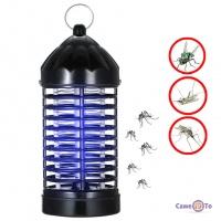 Ліхтар-лампа від комарів 21х8.5 см, знищувач комах Insect killer lamp XL-228