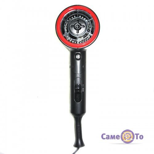 Дорожный фен Gemei GM 1759 - это компактный профессиональный дорожный фен