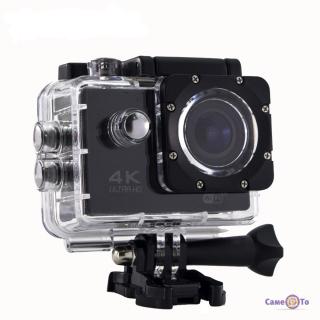 Екшн камера UKC S2 WiFi 4K - водонепроникна підводна камера