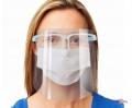 Захисний медичний екран-маска для обличчя