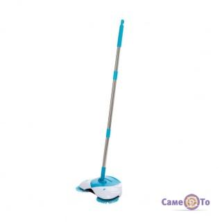 Механический веник Spin Broom - это удобная щетка для пола