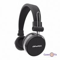 Безпровідні навушники Awei MDR A700BL, чорні