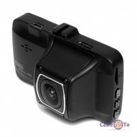 Відеореєстратор автомобільний Vehicle Black BOX DVR Full HD