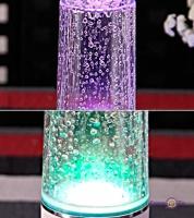 Настільна лампа з фонтаном і динаміком Speaker Table Lamp