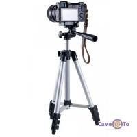 Штатив для камери Tripod 3110 - тринога для фотоапарата і телефону, 100 см