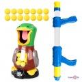 Іграшковий пістолет з голодною качкою для стрільби Hit Me Duck