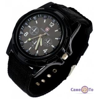 """""""Армійський"""" чоловічий наручний годинник Swiss Army Watch"""