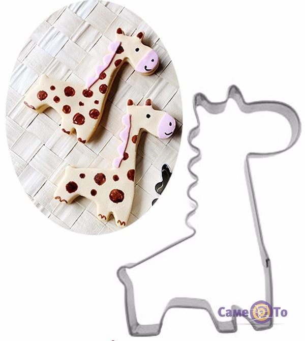 Формочки для печенья - трафареты для пряников, набор 6 шт.