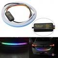 LED стрічка в авто RGB Тhe Тail Boxlamp (120 см) лед лента кольорова підсвітка багажника
