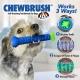 Собача кістка щітка для зубів, Chewbrush