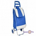Господарська сумка на колесах - кравчучка для покупок