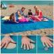 Пляжный коврик Анти песок - подстилка для пляжа Sand Free Mat