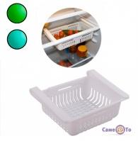 Контейнер органайзер для хранения продуктов в холодильнике