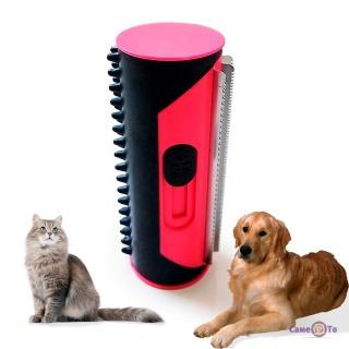 Щітка для вичісування шерсті собак і котів King Komb Desheding Tool