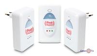 Електромагнітний відлякувач тарганів і мишей Pest Reject: комплект 3 шт.