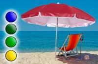 Пляжний парасолька від сонця з нахилом 1.6 м