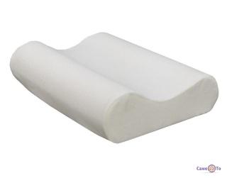 Подушка ортопедична з ефектом пам'яті Comfort Memory Pillow 50х30см
