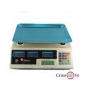 Электронные торговые весы Domotec MS-228 - продуктовые весы, до 50 кг