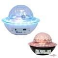 """Світлодіодний шар з блютузом """"Ufo bluetooth crystal magic ball"""", led діскошар світломузика"""