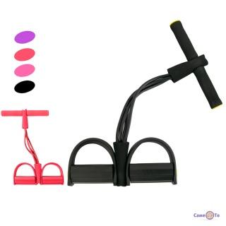 Домашній тринажер для спини Pull Reducer (Tension Rope) тренажер для пресу та спини
