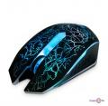 Дротова мишка для комп'ютера з підсвіткою Zeus M-110