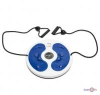 Диск здоров'я для схуднення Грація - диск для талії з еспандерами