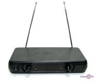 Динамічні бездротові радіомікрофони для караоке + база EW 500