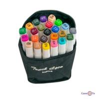 Спиртові скетчінга маркери Touch Coco 24 шт./Уп. білий корпус