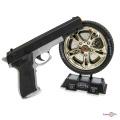 """Музична іграшка """"Дитячий пістолет S.W.A.T тир"""", лазерний дитячий пістолет, дитяча іграшкова зброя та тир"""