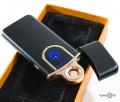 Спиральная электрозажигалка от USB Classic Fashionable в подарочной упаковке