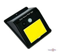 Вуличний світильник на сонячних батареях з датчиком руху Solar Light 48 LED