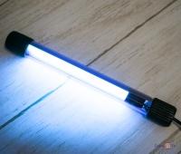 Бактерицидна ультрафіолетова лампа UV-C 9W