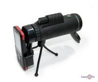 Монокуляр Panda 40x60 для полювання, об'єктив для смартфона