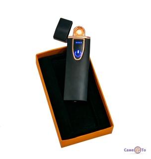 Електрозапальничка спіральна - акумуляторна запальничка ZGP-7