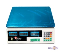 Торгові ваги MATRIX MX 401А/Domotec MS-218 - електронні ваги, до 50 кг