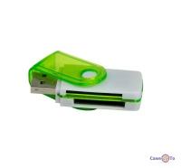 Універсальний Card Reader USB 2.0 для микро сд карт 1260