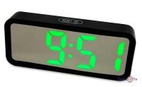 Електронний настільний led годинник  DT-6508