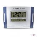 Часы электронные KadioKD-3809N - это отличные настенные и настольные часы